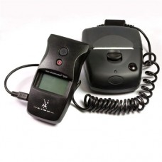 Алкометр Lion Alcolmeter 500 (P) (Lion 500 (P) с электрохимическим датчиком c внешним принтером, профессиональный алкотестер с поверкой