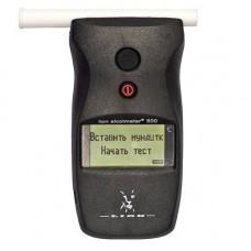 Алкометр Lion Alcolmeter 500 (Lion 500), профессиональный алкотестер с поверкой