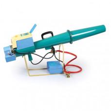 Отпугиватель птиц DBS-E шумовой пропановый громпушка электронный